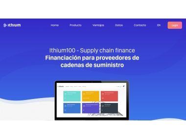 New website Ithium100