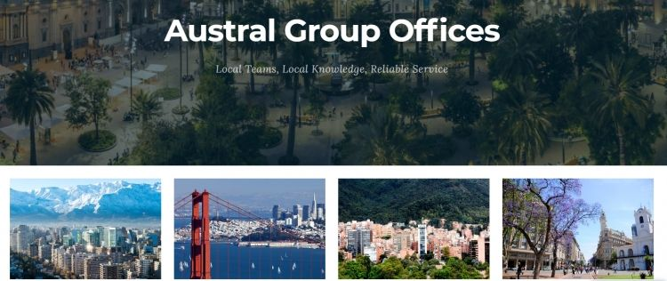 We collaborate with AustralGroup